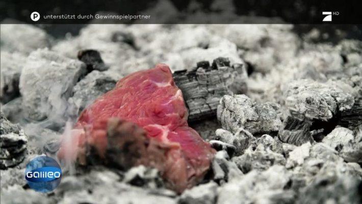 grillen ohne rost so machst du saftiges steak direkt auf. Black Bedroom Furniture Sets. Home Design Ideas