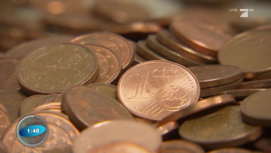 Italien Schafft Die Ein Und Zwei Cent Münzen Ab