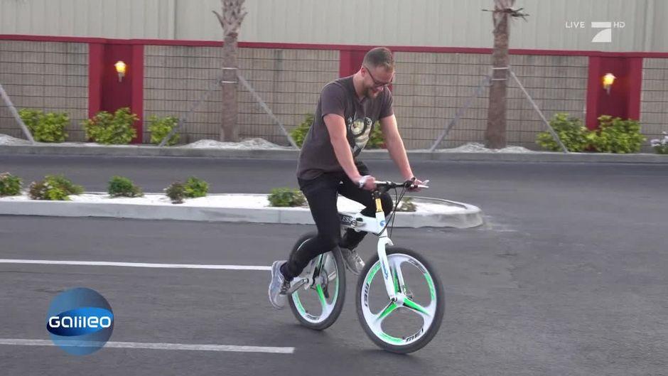 Kettenloses Fahrrad: Ist das der Drahtesel der Zukunft?