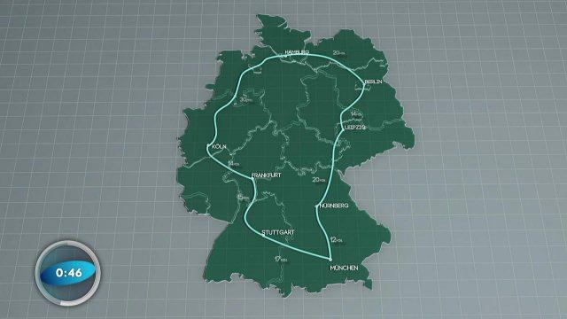 Hyperloop: Deutschlandreise mit Schallgeschwindigkeit