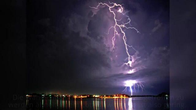 Achtung: Diese 5 Fehler könnten bei Gewitter lebensgefährlich sein
