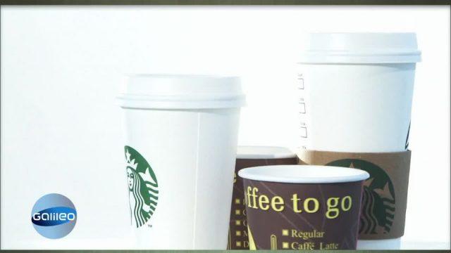 Der umweltfreundliche Kaffeebecher