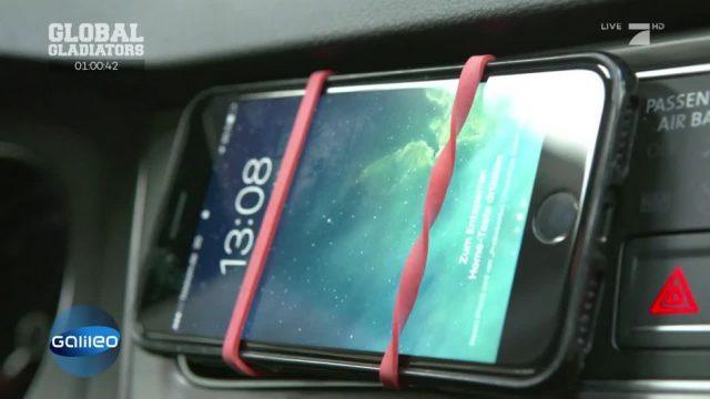 Die beste DIY-Handyhalterung