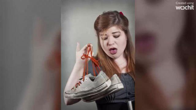 Nie wieder Stinke-Schuhe im Sommer: Mit diesem Trick werdet ihr den fiesen Schweißgeruch los