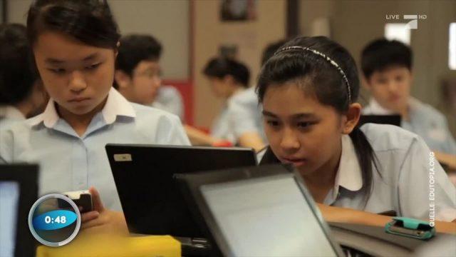 Pisa-Studie: Singapur wieder unter den Topländern
