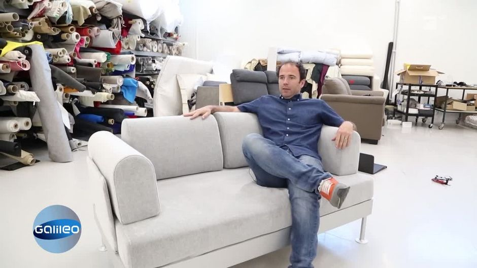 So entsteht ein ikea sofa for Ikea free couch giveaway
