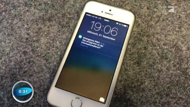 Verbrecherjagd per SMS