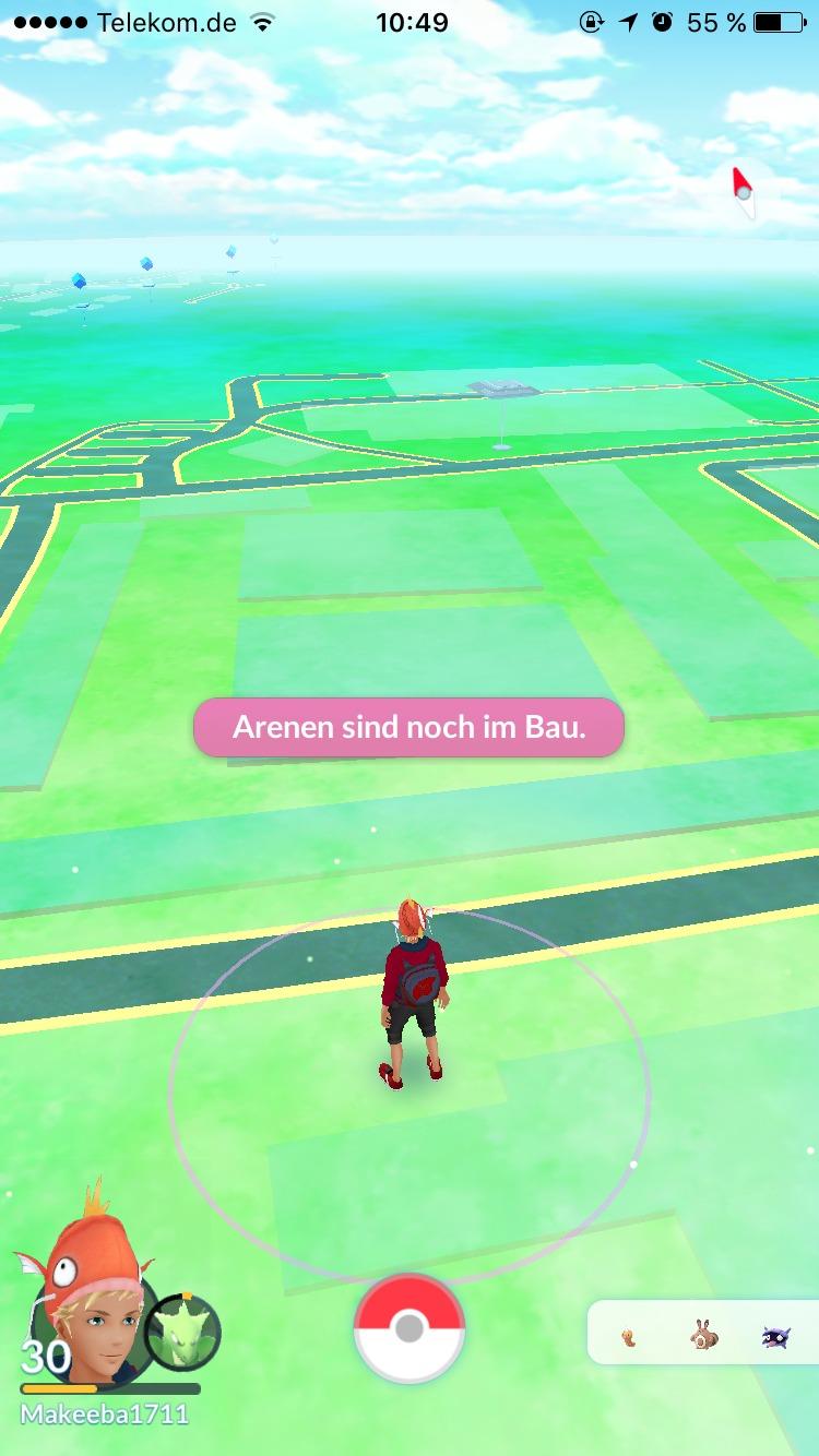 Pokémon Go Die Neuen Arenen Sind Da So Funktionieren Sie