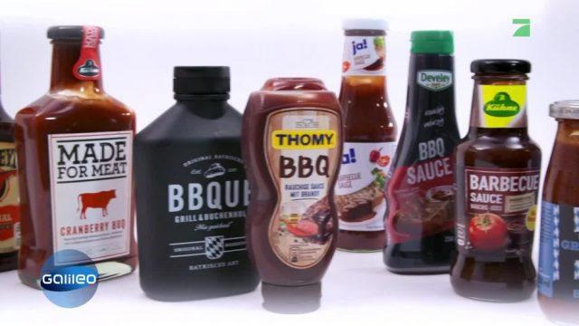 Barbecue-Sauce: Wie kommt der Rauch da rein?