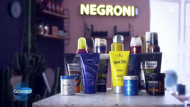Haarstyling Produkte im Test