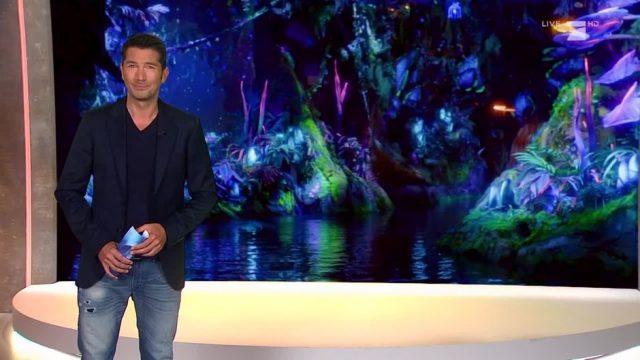 Montag: Der Avatar-Erlebnispark