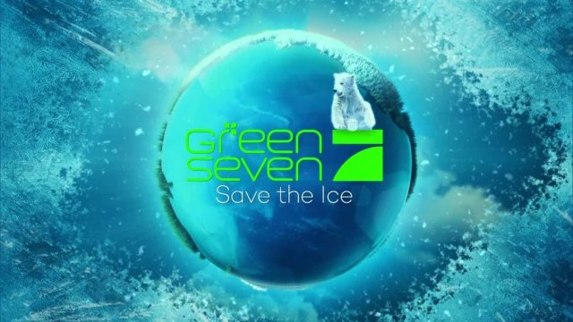 Green Seven Report - Save the Ice