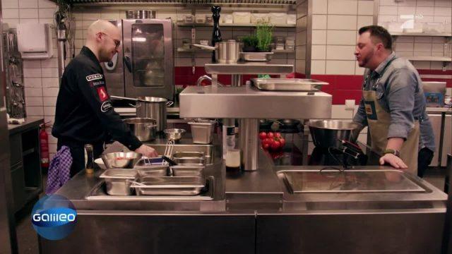 Gourmetkoch vs. Wissenschaftler: Wer kocht man am besten?