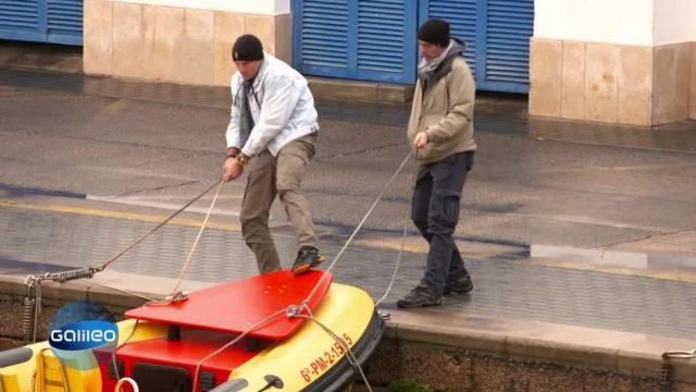 Wie gut sind Luxus-Yachten vor Dieben geschützt?