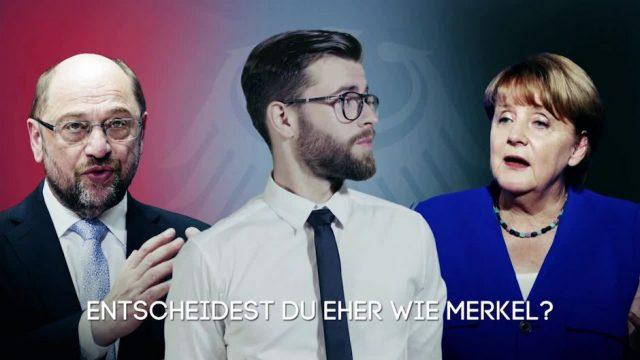 Das Kanzler-Experiment: Wie würdest du als Bundeskanzler handeln?