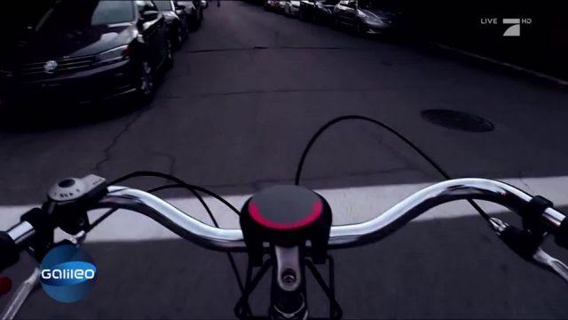 Das neueste Gadget für das Fahrrad
