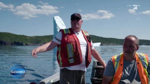 Der Eisberg-Jäger aus Kanada