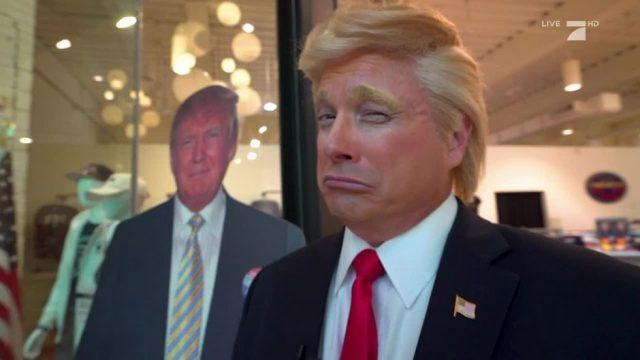 Der Trump-Doppelgänger