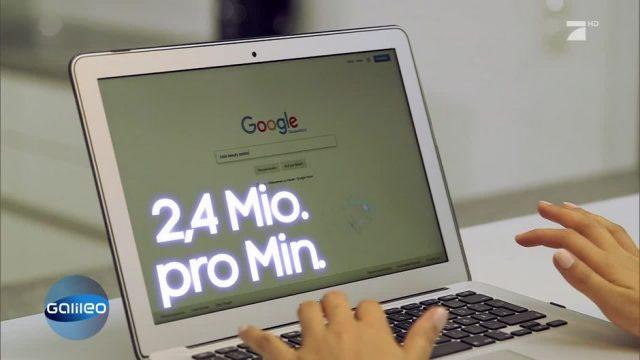 Diesen Weg legt Google für eine Suchanfrage zurück