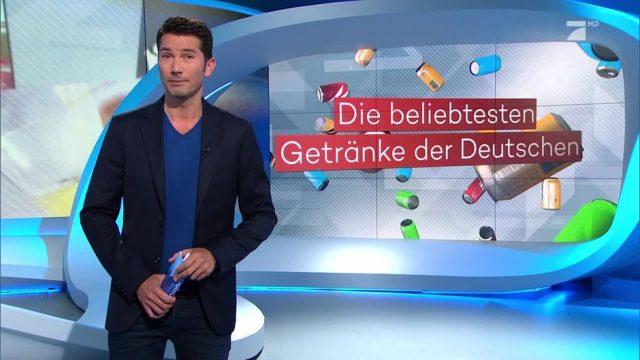Montag: Das trinken die Deutschen
