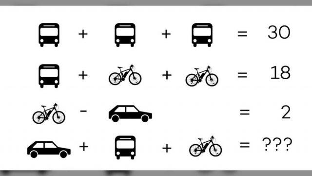 Kannst du dieses Rätsel lösen? In nur 20 Sekunden!