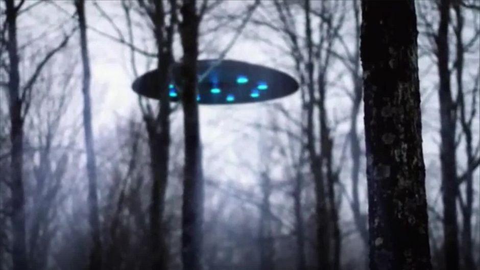 Alien Sichtungen