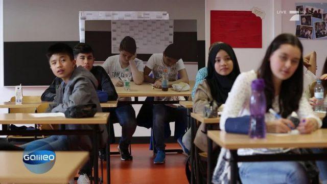 Lehrer vs. Schüler: Spicker im Test