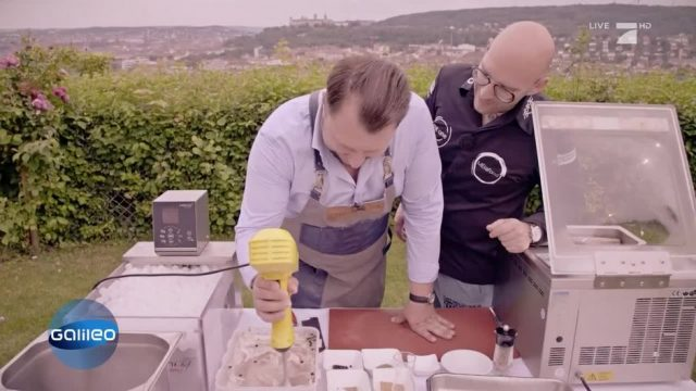 Mit Ultraschall kochen - geht das wirklich?