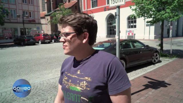 Felix Benneckenstein erzählt von Neonazis in Erding