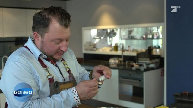 So mogelt Sebastian Lege den Pommesgeschmack aus Kartoffeln heraus