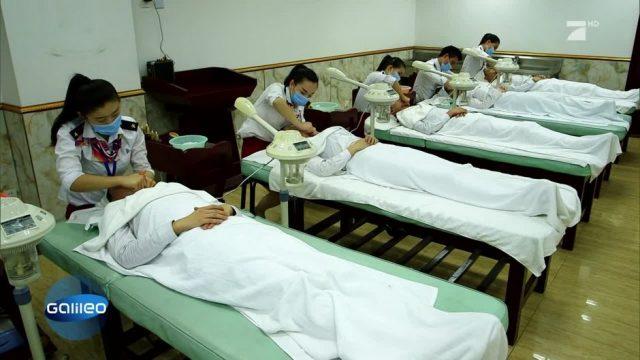 So werden Beauty Manager in China ausgebildet