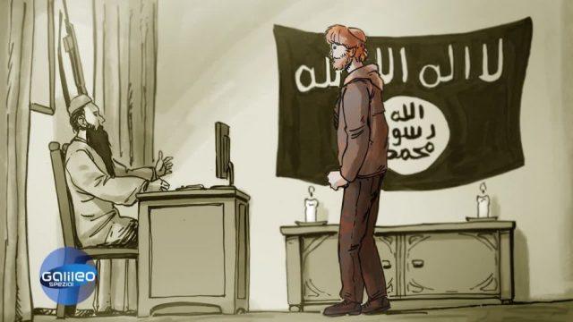 Mit diesen Mitteln machen islamistische Extremisten dich zum Werkzeug
