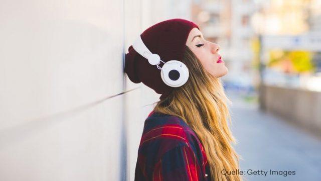 Wenn du bei Musikhören Gänsehaut bekommst, dann ist dein Gehirn besonders