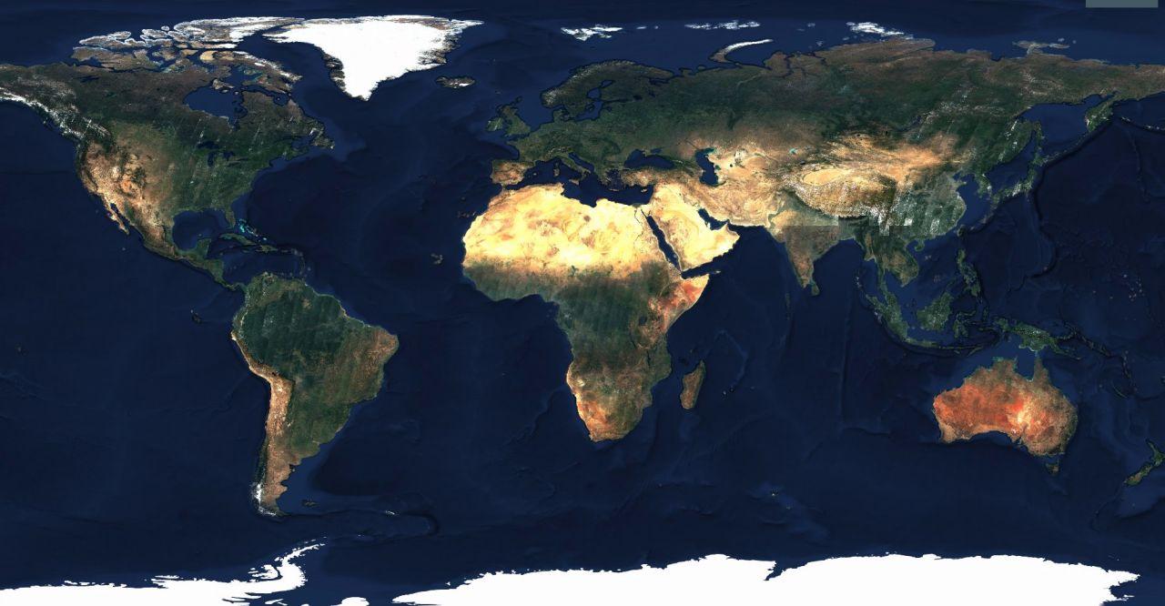 karte satellit Zoom dich hier durch eine 80 Billionen Pixel Karte unserer Erde karte satellit