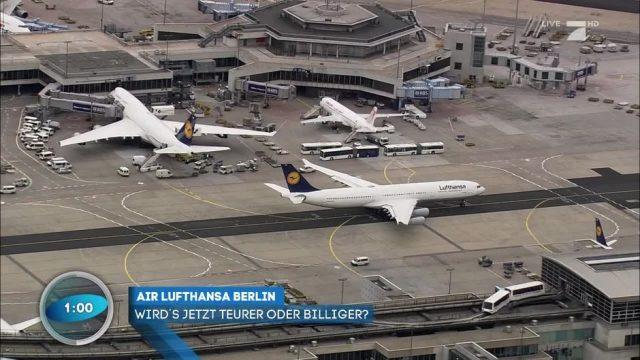 Air Berlin-Deal: Lufthansa wird zum Fluggiganten