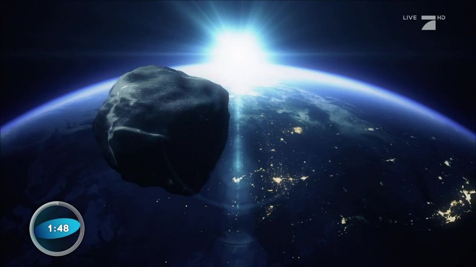 Asteroiden-Gefahr: Kann man sich überhaupt davor schützen?