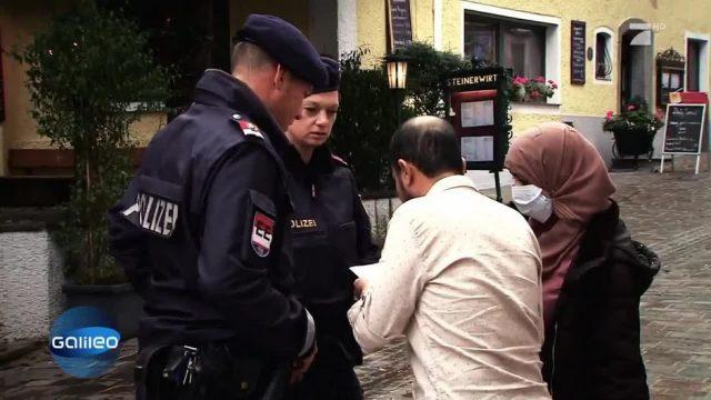 Burka-Verbot in Österreich: So wird das Verbot umgesetzt
