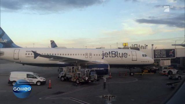 Die Geheimnisse des JFK-Flughafen werden gelüftet