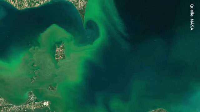 Diese Bilder der NASA zeigen einen Todessee, der jetzt richtig gefährlich für die Menschheit wird