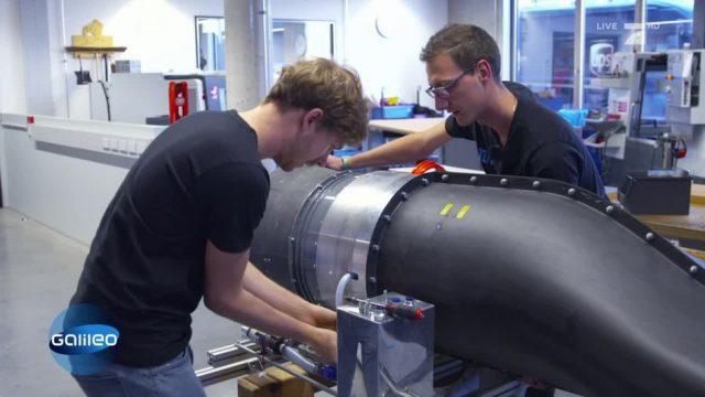 Diese deutsche Ingenieurstechnik kann Reisen revolutionieren