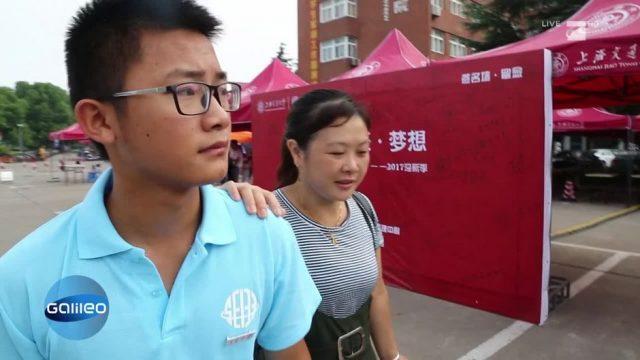 Erwachsenwerden in China