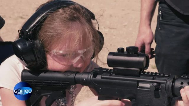 Schießtraining statt Familienausflug bei den Hansens
