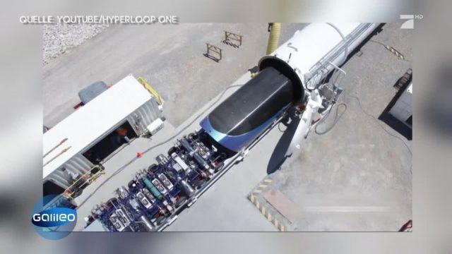 Hyperloop: Was wurde aus Elon Musks Super-Zug der Zukunft?