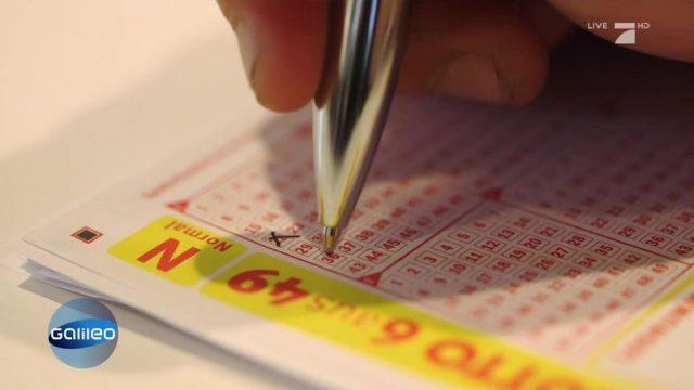 Lotto-Millionär mit nur 3 Richtigen