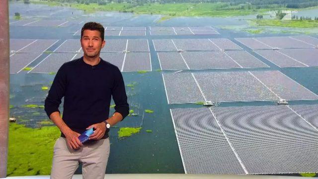 Montag: Die schwimmenden Solarfarmen Chinas