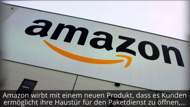 Neues Amazon-Angebot soll Paket-Zulieferer in die Wohnung der Kunden lassen