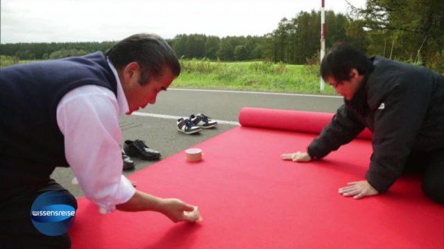 Samstag: Japans kurioses Tempolimit: Die Melody Road