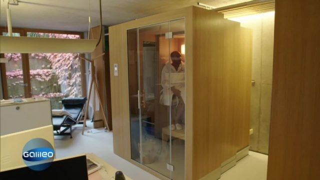 Schranksauna im Test: was taugt die kompakte Sauna wirklich?