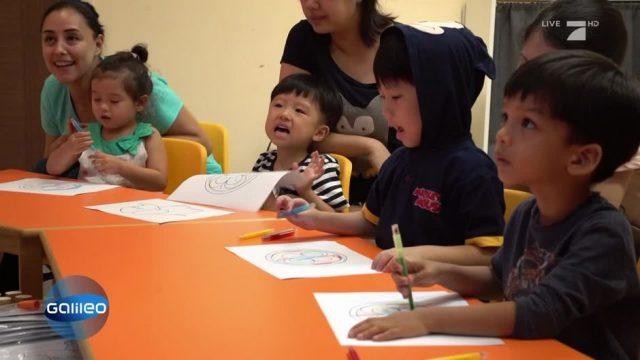 Singapur: Eine Nation im Bildungswahn
