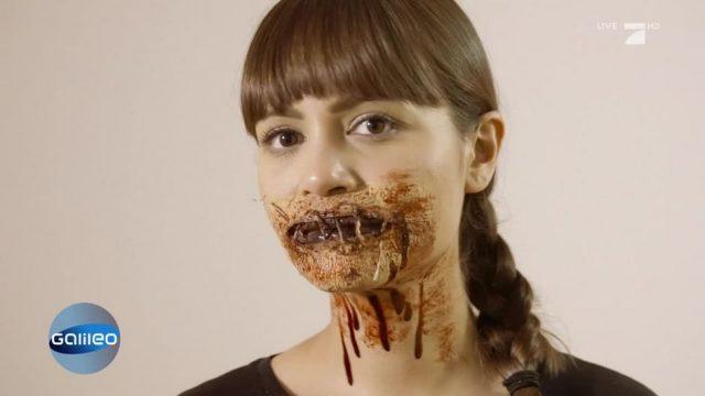 Tutorial-Check: So gelingt das Halloween Make-Up